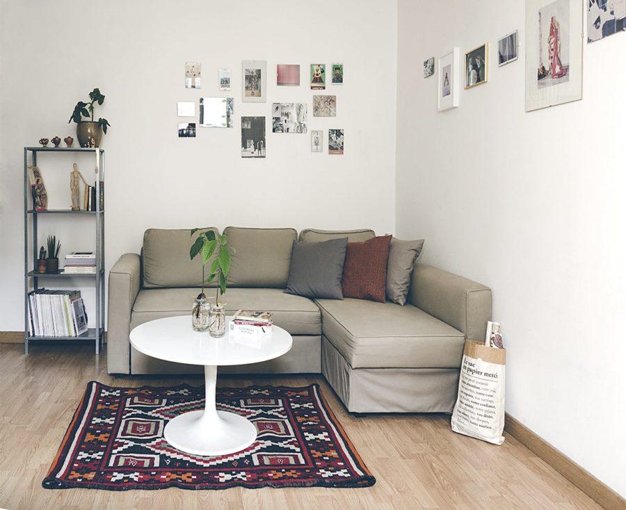 Διαμέρισμα νεαρού ζευγαριού, Μιλάνο